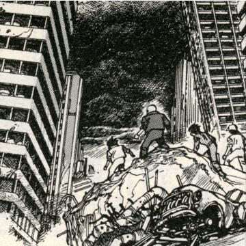 war manga
