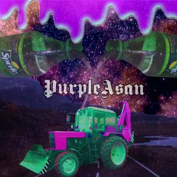 Purple Asan
