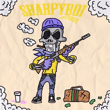 Sharpy Boi8k