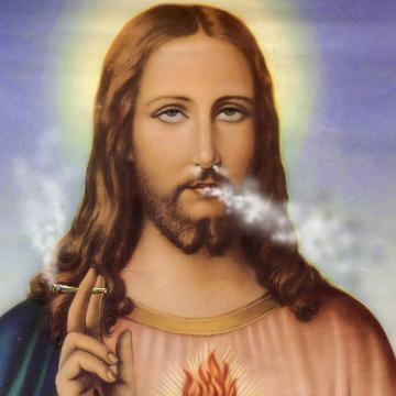 Blunt Christ