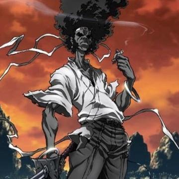 Samurai Jake