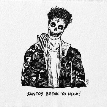 Santos Santana