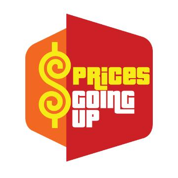 PricesGoingUp