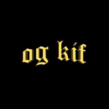 OG KIF
