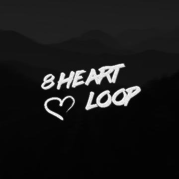 8 Heart Loop