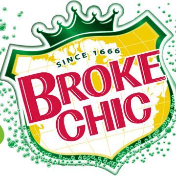 BROKE CHIC
