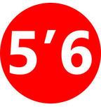 5foot6